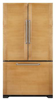 72 Counter Depth French Door Refrigerator