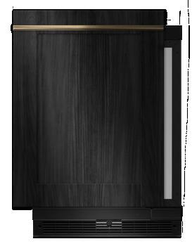 "Panel-Ready 24"" Under Counter Solid Door Refrigerator, Right Swing"