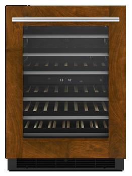 Panel Ready 24 Under Counter Wine Cellar