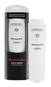 KitchenAid Refrigerator Water Filter 4 - KAD4RXD1 (Pack of 1)