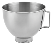 4.5-Qt. Polished Stainless Steel Bowl with Handle