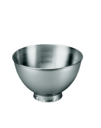 2.84 L Polished Stainless Steel Bowl for Tilt Head Stand Mixer