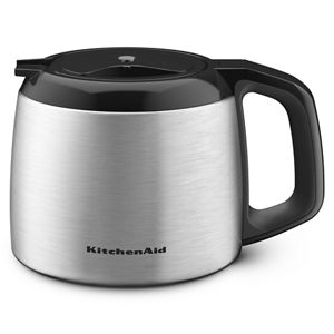 stainless steel 12 cup thermal carafe for kitchenaid coffee maker rh kitchenaid ca