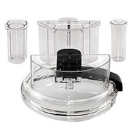 Lid with 3-in-1 Ultra Wide™ Mouth Feed Tube