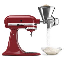 KitchenAid All Metal Grain Mill