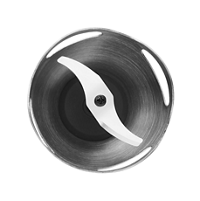 S-Blade Mixer Bell Blade Assembly Attachment