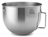 Brushed Stainless Steel Mixing Bowl