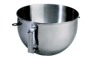 5-Qt. Bowl-Lift Polished Stainless Steel Bowl with Flat Handle