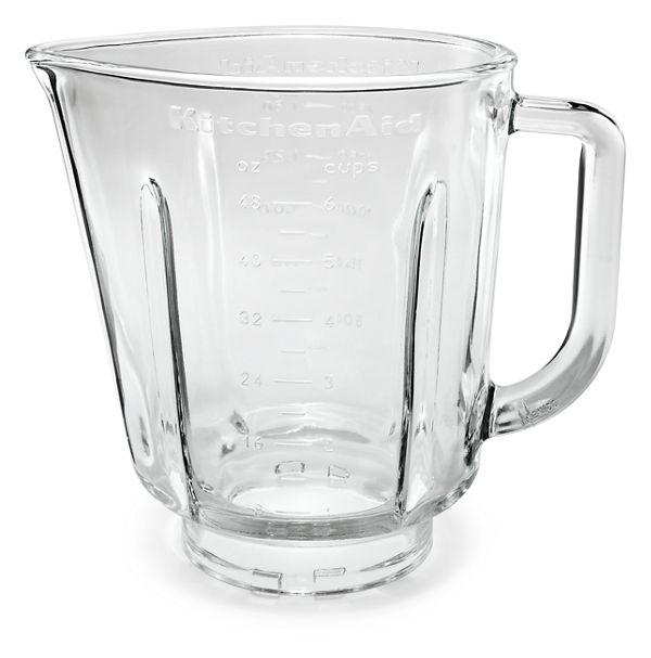 KitchenAid® 48 oz. Glass Pitcher for Blender (Fits model KSB565)