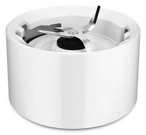 White Collar for Blender Pitcher (Fits model KSB565) gasket not included