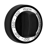 TEMPERATURE Knob for Countertop Oven (Fits model KCO111)