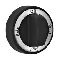 FUNCTION Knob for Countertop Oven (Fits model KCO111)
