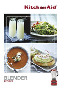 Diamond Blender Recipe Book