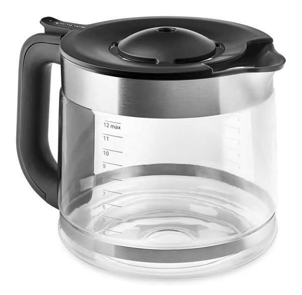 KitchenAid® Glass Carafe with Lid (Fits model KCM1208 and KCM1209)