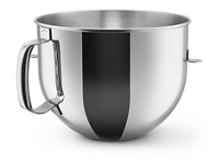 6.9L Bowl-Lift Polished Stainless Steel Bowl with Comfortable Handle