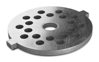 """3/16"""" Fine Plate for Stand Mixer Food Grinder Attachment (FGA)"""