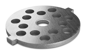 """1/3"""" Coarse Plate for Stand Mixer Food Grinder Attachment (FGA)"""
