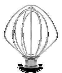 Batidor de 6 alambres para el tazón de 5 qt (4,7 L)