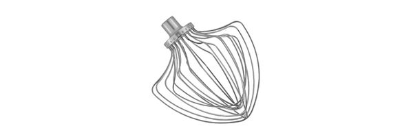 11-Wire Whip Stand Mixer Attachment