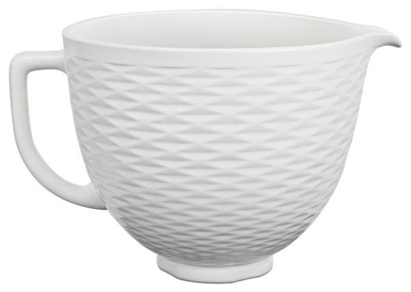 KitchenAid® 5 Quart Textured Ceramic Bowl