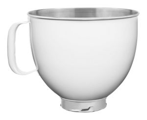 5 Quart Tilt-Head Colorfast Finish Stainless Steel Bowl