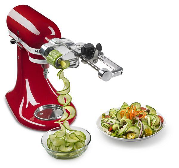 Image of KitchenAid® Spiralizer Thin Blade Set
