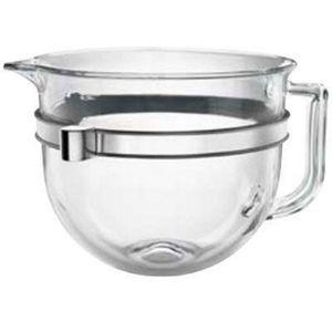 F Series 6 Quart Glass Bowl