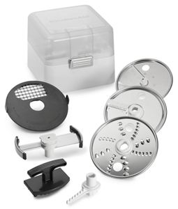 Food Processor Accessory Kit (For model KSM1FPA)