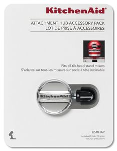 Tilt-Head Stand Mixer Attachment Hub Accessory Pack