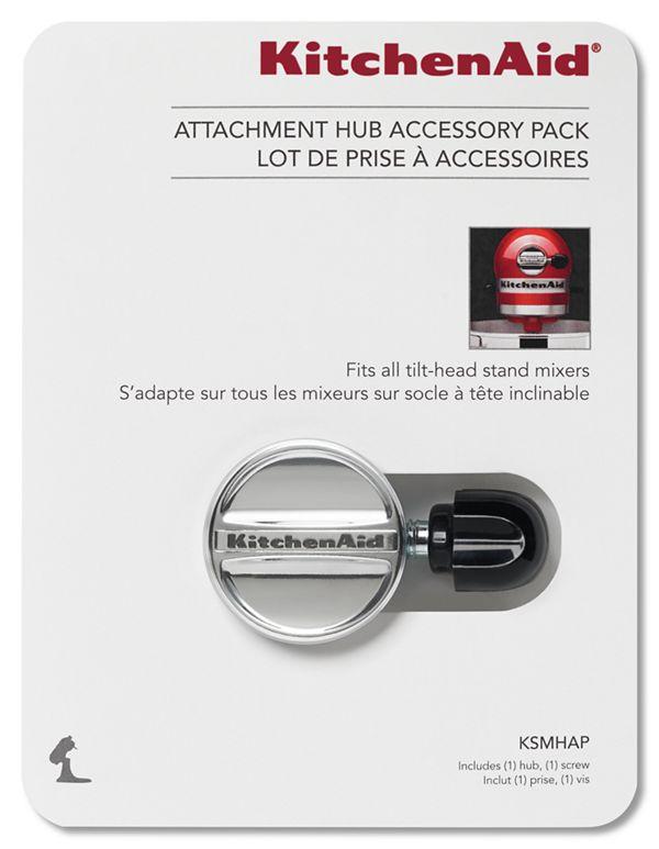 KitchenAid® Tilt-Head Stand Mixer Attachment Hub Accessory Pack