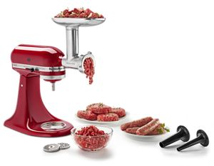 Stand Mixer Metal Food Grinder Attachment