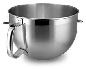 Banded Bowl for Bowl Lift Stand Mixer (Fits model KP26N9X)