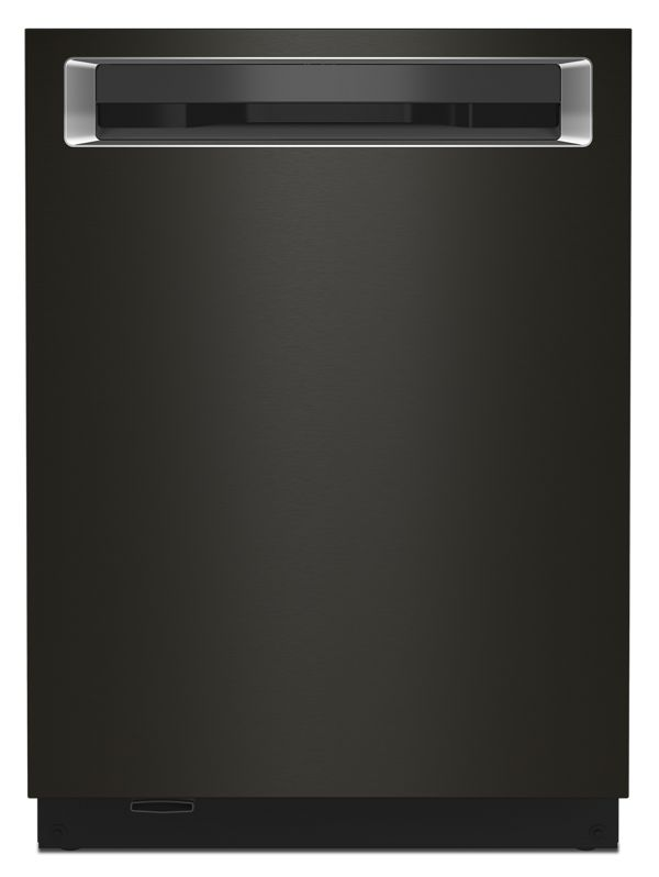 44 dBA Dishwasher in PrintShield™ Finish with FreeFlex™ Third Rack