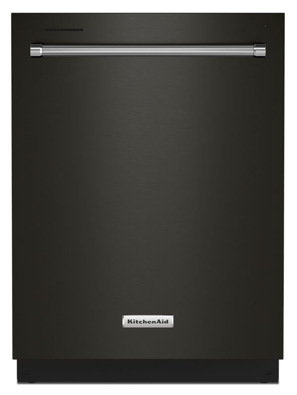 39 dBA Dishwasher in PrintShield™ Finish with Third Level Utensil Rack