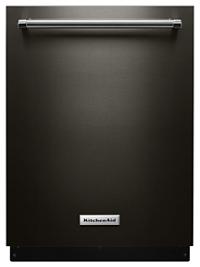 Lave-vaisselle de 46 DBA avec panier de troisième niveau et fini PrintShield™