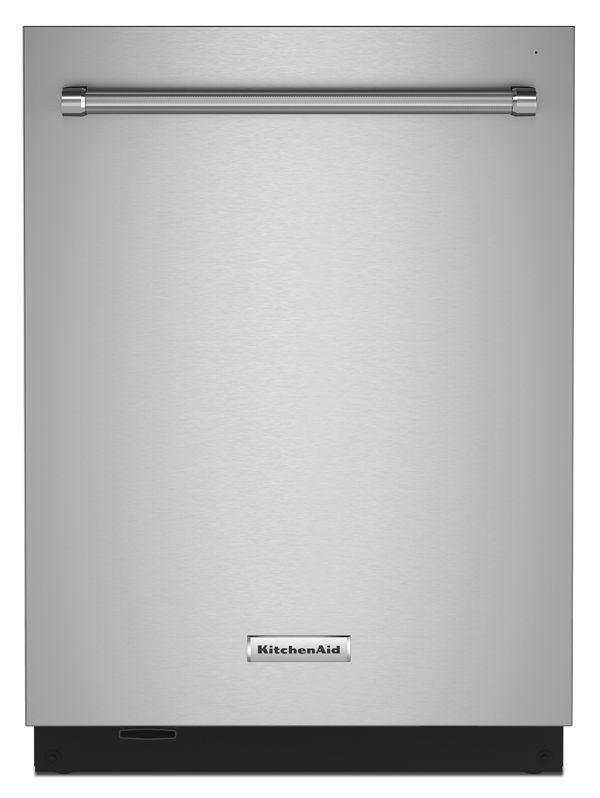 KitchenAid® 44 dBA Dishwasher in PrintShield™ Finish with FreeFlex™ Third Rack