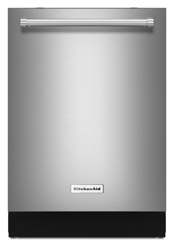 Stainless Steel 44 Dba Dishwasher With Dynamic Wash Arms