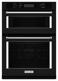 """30"""" Combination Wall Oven with Even-Heat™ True Convection (Lower Oven)"""