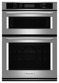 "30"" Combination Wall Oven with Even-Heat™  True Convection (Lower Oven)"