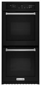 """24"""" Double Wall Oven with True Convection"""