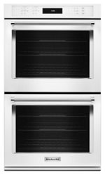 """KitchenAid® 30"""" Double Wall Oven with Even-Heat™ True Convection"""