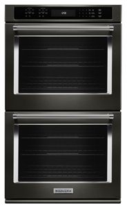 "27"" Double Wall Oven with Even-Heat™ True Convection"