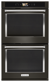 Double Wall Ovens Get More Cooking Kitchenaid