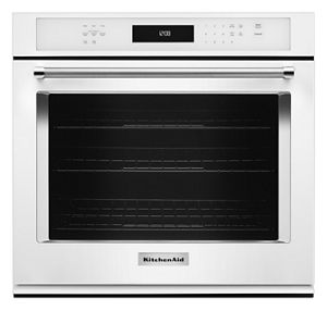 """30"""" Single Wall Oven with Even-Heat™ True Convection"""