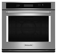 """27"""" Single Wall Oven with Even-Heat™ True Convection"""