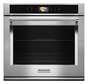 "Smart Oven+ 30"" Single Oven with Powered Attachments"