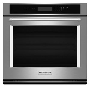 """30"""" Single Wall Oven with Even-Heat™ Thermal Bake/Broil"""