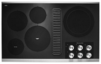 "36"" Electric Downdraft Cooktop with 5 Elements"