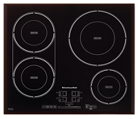 24-Inch, 4-Element Induction Cooktop
