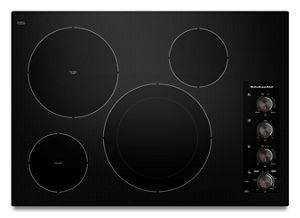 30-Inch 4-Element Electric Cooktop, Architect® Series II